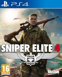Sniper Elite 4 - Seminovo - PS4