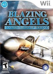 Blazing Angels: Squadrons of WWII - Seminovo - Nintendo Wii