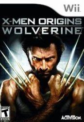 X-Men Origins Wolverine - Seminovo - Nintendo Wii