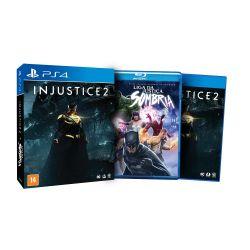 Injustice 2 - Edição Limitada - Seminovo - PS4