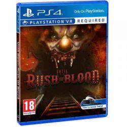 Until Dawn: Rush of Blood - Seminovo - PSVR