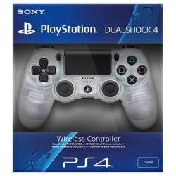 Controle Dualshock 4 Crystal - PS4