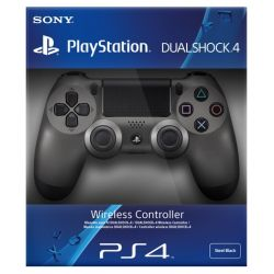 Controle Dualshock 4 Steel - PS4