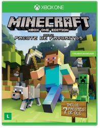 Minecraft + Pacote de Favoritos - Xbox One