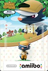 Amiibo: Kicks - Wii U