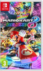 Mario Kart 8 Deluxe - Seminovo - Nintendo Switch