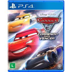 Carros 3: Correndo pra Vencer - PS4