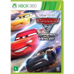 Carros 3: Correndo pra Vencer - Xbox 360