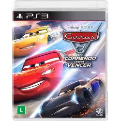 Carros 3: Correndo pra Vencer - PS3
