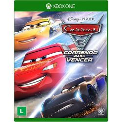 Cars 3: Driven to Win Carros - Xbox One