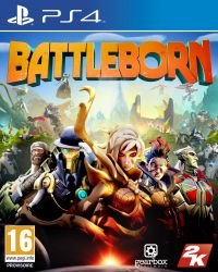 Battleborn - Seminovo - PS4