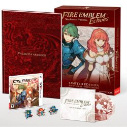 Fire Emblem Echoes - Limited Edition - Nintendo 3DS