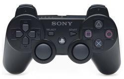 Controle Dualshock 3 Preto Novo - PS3