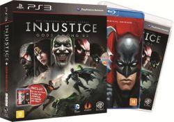 Injustice: Gods Among Us - Edição Limitada - PS3