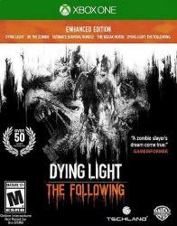 Dying Light - The Following - Enhanced Edition - Seminovo - Xbox One