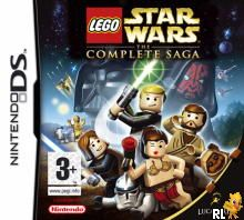 LEGO Star Wars: The Complete Saga - Seminovo - Nintendo DS