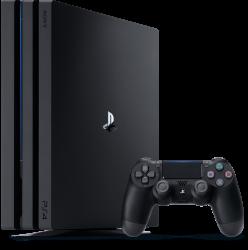 Console Sony Playstation 4 PRO 4K 1TB - PS4 - Seminovo