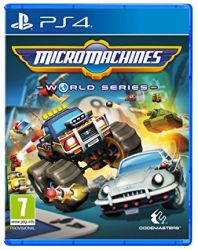 Micro Machines World Series - PS4