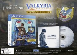 Valkyria Revolution: Vanangard Edition - PS4