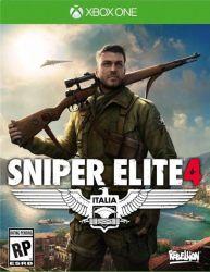 Sniper Elite 4 - Seminovo - Xbox One