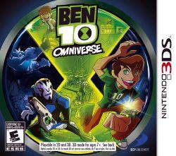 Ben 10: Omniverse - Seminovo - Nintendo 3DS (S/ Case)