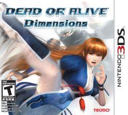 Dead or Alive Dimensions - Seminovo - Nintendo 3DS
