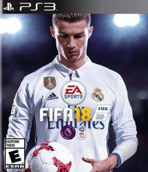 FIFA 18 - Totalmente em Português - PS3