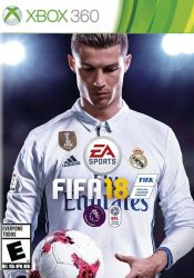 FIFA 18 - Totalmente em Português - Xbox 360 (Pré-venda)