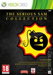The Serious Sam Collection - Seminovo - Xbox 360