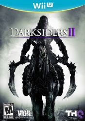 Darksiders II - Seminovo - Wii U