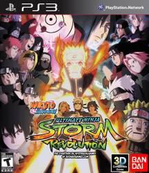 Naruto Shippuden: Ultimate Ninja Storm Revolution - Seminovo - PS3