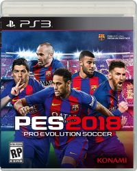 Pro Evolution Soccer 2018 - PS3