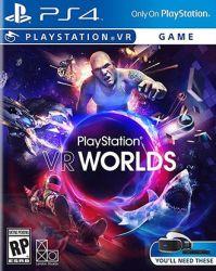 Playstation VR Worlds - Seminovo - PS4
