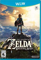 The Legend of Zelda: Breath of the Wild - Seminovo - Wii U