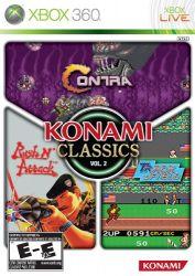 Konami Classics: Volume 2 - Seminovo - Xbox 360