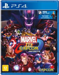 Marvel vs. Capcom: Infinite - PS4