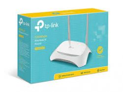 Roteador TP-LINK 2 Antenas Wireless N Tl-WR841ND Branco 300Mbps