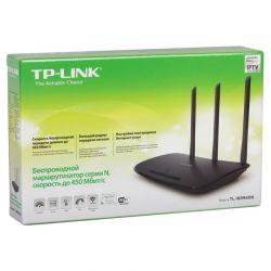 Roteador Wireless 3 Antenas (TL-WR940N) - TPLINK