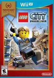 LEGO City: Undercover - Seminovo - Wii U