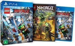 LEGO Ninjago - Edição Limitada - PS4