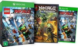 LEGO Ninjago O Filme - Videogame - Xbox One (Pré-venda)