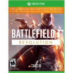 Battlefield 1 Revolution - Em Português - Xbox One
