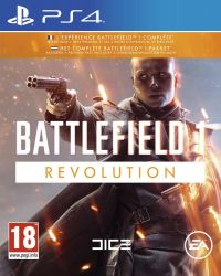 Battlefield 1 Revolution - PS4