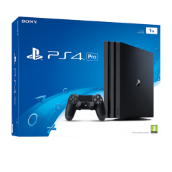 Console Sony Playstation 4 PRO 4K 1TB - PS4