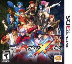 Project X Zone - Seminovo - Nintendo 3DS