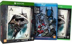 Batman Return to Arkham - Legendado em Português - Seminovo -  Xbox One