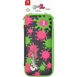 Case Splatoon 2 Hard Pouch - Nintendo Switch