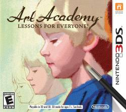 Art Academy: Lessons for Everyone - Seminovo - Nintendo 3DS