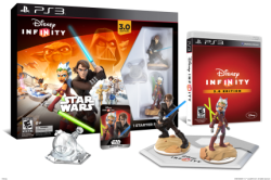 Disney Infinity: Star Wars 3.0 Edition Starter Pack - PS3