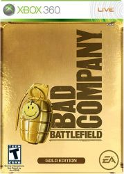 Battlefield: Bad Company - Gold Edition - Seminovo - Xbox 360